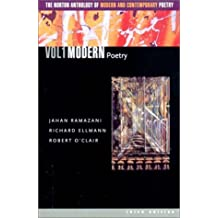 001: Norton Anthology of Modern and Contemporary Poetry: Modern Poetry v. 1