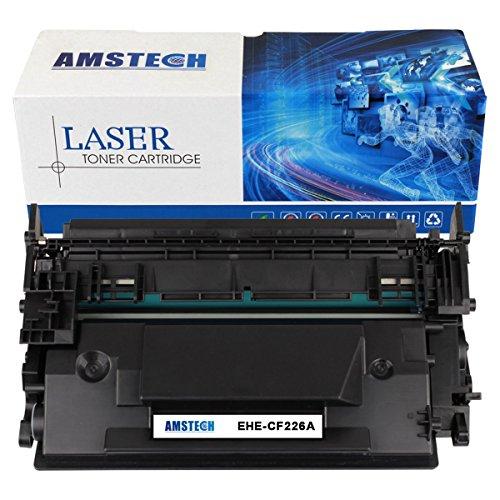 Preisvergleich Produktbild Amstech kompatibel fuer CF226A(26A) Tonerkartusche kompatibel fuer HP LaserJet Pro MFP M426dw M426fdw M426fdn, LaserJet Pro M402dn M402n M402d M402dw, Schwarz, 3100 Seiten