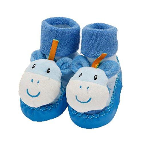 """Ann Sang , Chaussures premiers pas pour bébé (fille) rose F 5.12""""( 9-18 months) F"""