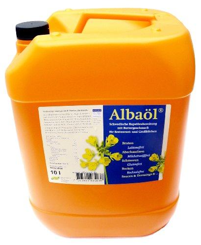 Albaöl im Kanister 10 Liter
