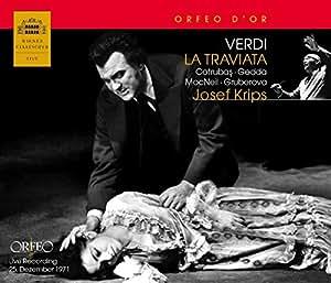 Verdi: La Traviata (Cotrubas, Gedda/Vienna State Opera/Krips, 1971)