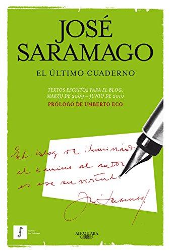 El último cuaderno eBook: Saramago, José: Amazon.es: Tienda Kindle