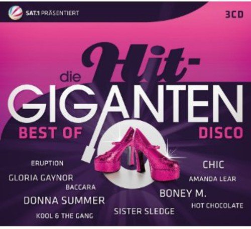 Die Hit Giganten-Best of Disco