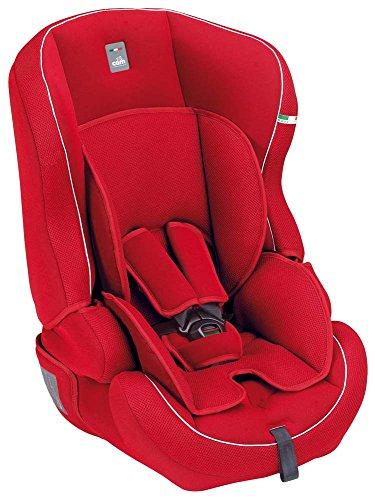 CAM Il mondo del bambino art.S159/520 Seggiolino Auto Travel Evolution, Rosso