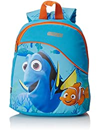 Disney New Wonder S Dory Mochila Infantil, 7 litros, Color Azul