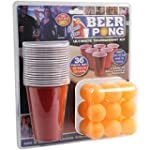 36 Piece Beer Pong Ultimate Tournamen...