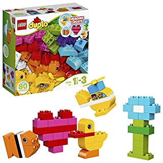 LEGO Duplo 10848 - Meine ersten Bausteine (B01J41D4IA) | Amazon price tracker / tracking, Amazon price history charts, Amazon price watches, Amazon price drop alerts
