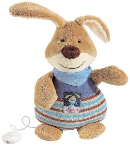 Sigikid Spieluhr, Semmel Bunny, Weißt Du wieviel Sternlein stehen