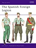 Front cover for the book The Spanish Foreign Legion by John Scurr