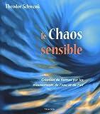 Le chaos sensible : Creation de formes par les mouvements de l'eau et de l'air