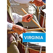 Moon Virginia: Including Washington DC (Travel Guide) (English Edition)