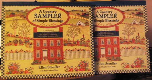 a-country-sampler-of-simple-blessings-a-collection-of-homespun-stories-and-paintings-celebrating-the