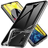LK Hülle für Huawei P Smart 2019 / Honor 10 Lite, Schlanker weicher Flexibler TPU Handyhülle Durchsichtige Schutzhülle Case für Huawei P Smart 2019 / Honor 10 Lite - Transparent
