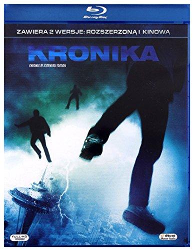 Chronicle [Blu-Ray] (IMPORT) (Keine deutsche Version)