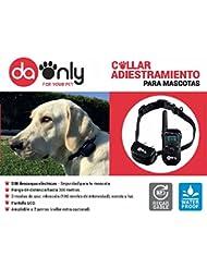Collar antiladridos, collar adiestramiento, collar electrico para perros SIN DESCARGAS, collar de perro, collar saludable para tu perro, collar para perros pequeños, collar grande, correa adiestramiento para perros, collar nylon para perros DAONLY