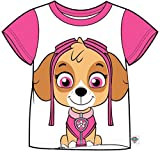 Official PAW Patrol Girls Skye Puppy Character Cotton T-Shirt Top (4-5 Years)