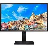 Samsung S32D850T 80,01 cm (31,5 Zoll) Monitor (DVI, HDMI, 5ms Reaktionszeit, 2560 x 1440 Pixel) schwarz/silber