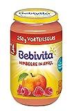 Bebivita Früchte Himbeere in Apfel, 250 g