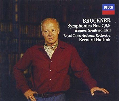 Bruckner:Symphony No.7/8/9 - Ca 3000