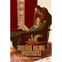 Sherlock Holmes Investigates: A Quintet of Singular Mysteries