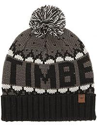 Timberland Uomo Cappello CA1E6K001 CAPPELLO THICK GUAGE MARLED B BLACK