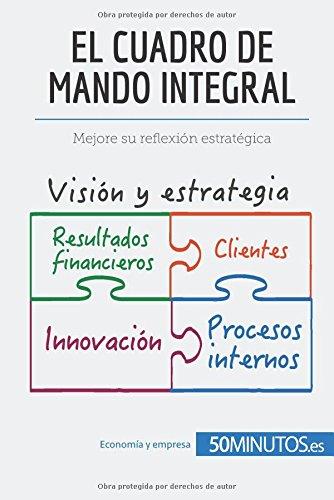 El cuadro de mando integral: Mejore su reflexión estratégica