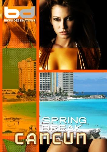 Bikini Destinations Spring Break Cancun Mexico