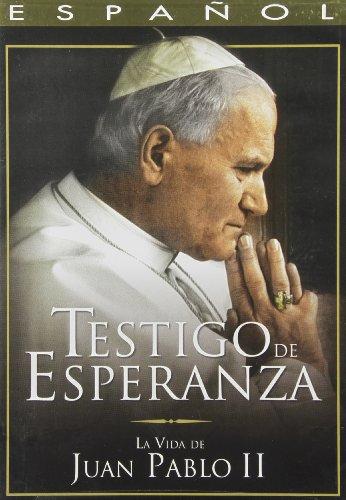 Testigo De Esperanza: La Vida De John Paul II [DVD] [Import]