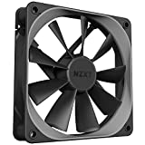 NZXT RF-AF120-B1 PC-Lüfter, 120 mm schwarz, Single Pack