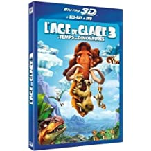 L'Age de Glace 3 - Blu-ray 3D Active + Blu-ray 2D + DVD