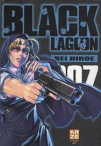 Black Lagoon Nouvelle édition Tome 7