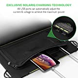 X-DRAGON Solarladegerät 14W 2-Port USB Outdoor - 6