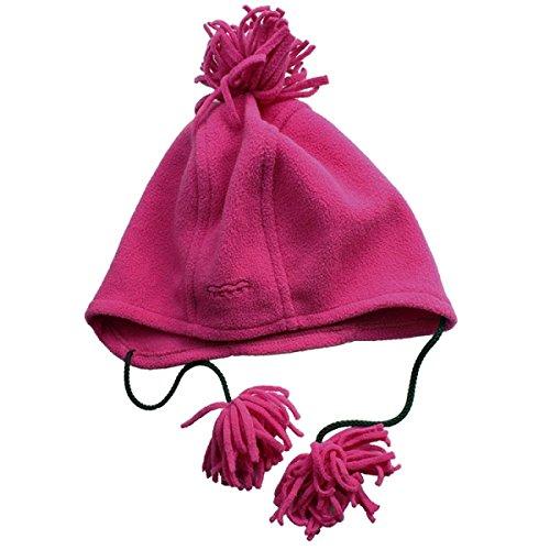 TICKET TO HEAVEN - Mädchen Fleece-Mütze STRING HOOD in pink Größe 52 (Kopfumfang...