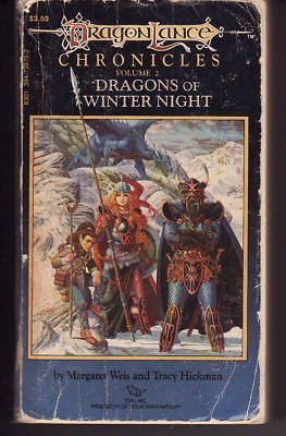 Dragons of Winter Night (Dragonlance Chronicles Vol. 2)