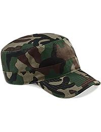 Beechfield Camouflage Army Cap, verschiedene Farben