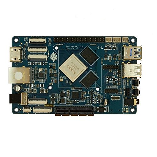 PINE64 ROCKPro64 2GB Single Board Computer - Single-board-computer