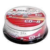 AgfaPhoto 450001 CD-Rohlinge