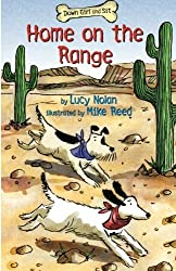 Home on the Range (Down Girl and Sit Series) by Lucy A. Nolan (2014-01-21)