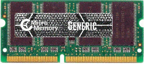 MICROMEMORY 256 MB PC133 SO-DIMM - RAM (0,25 GB, DDR2, Notebook) -