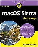 macOS Sierra For Dummies (For Dummies (Computer/Tech))