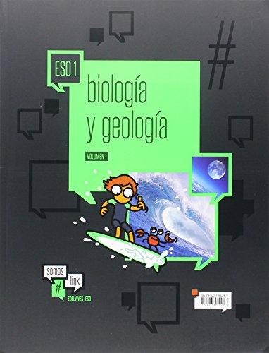 Biología y geología 1º eso (tres volumenes) (somoslink)