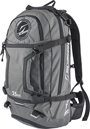 Slytech Protektorrucksack Backpack Pro Nobound 25 Grey, 20 x 32 x 56 cm, 25 Liter - Backcountry-ski-rucksäcke