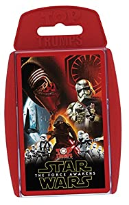 Star Wars - Juego naipes (Eleven Force 81700)