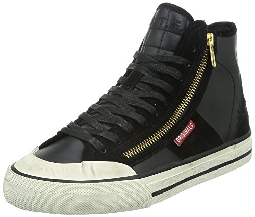 D.a.t.e. BLENDER Sneakers Donna Nero