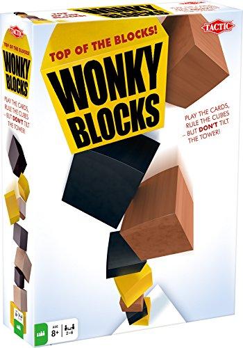 Juegos Táctica Bloques Wonky