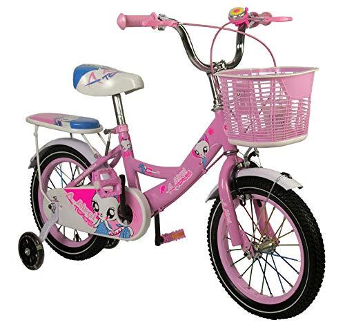 Zerimar Airel Bicicletas Infantiles niñas| Bici ruedines
