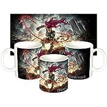 DarkSiders III Fury Tazza Mug