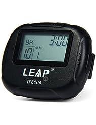 Minuteur de boxe d'entraînement de Fitness intervalle Minuteur électronique de sport avec chronomètre boxe et Crossfit Minuteur intervalle, entraînement, circuits de minuteur