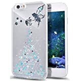 EMAXELERS iPhone 8 Plus Cristal Bling Diamant Fairy Fille Soft Ultra Slim Souple...