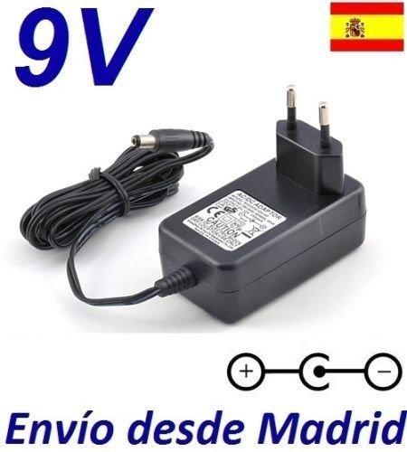 Cargador Corriente 9V Reemplazo Pedal Line 6 POD X3 Live Recambio Replacement